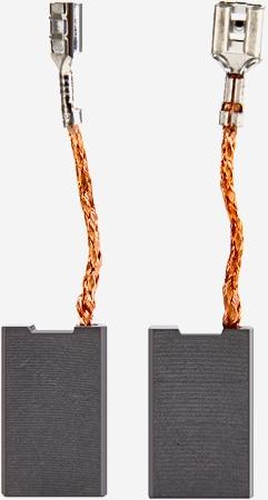 Щётки электромотора 12-24 В